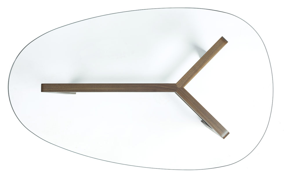 EVE coffee table | Eve Fineman Design, LLC