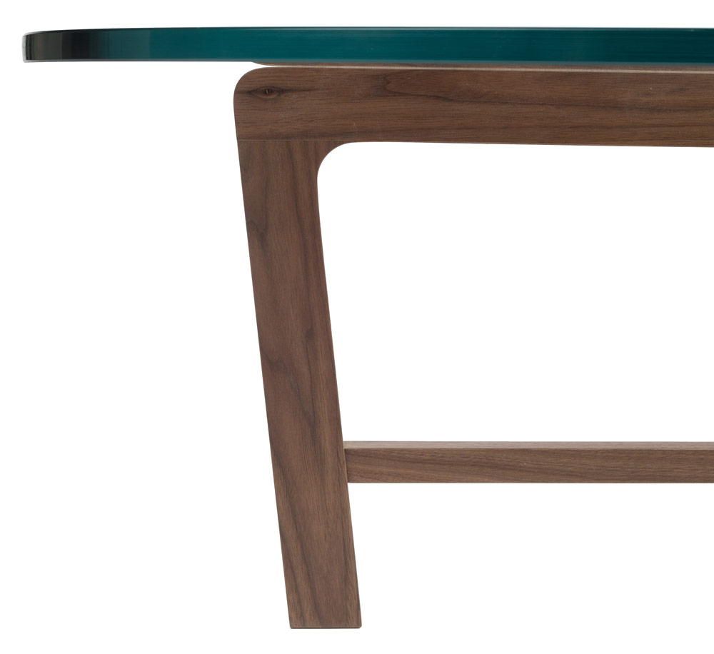 EVE coffee table - side view