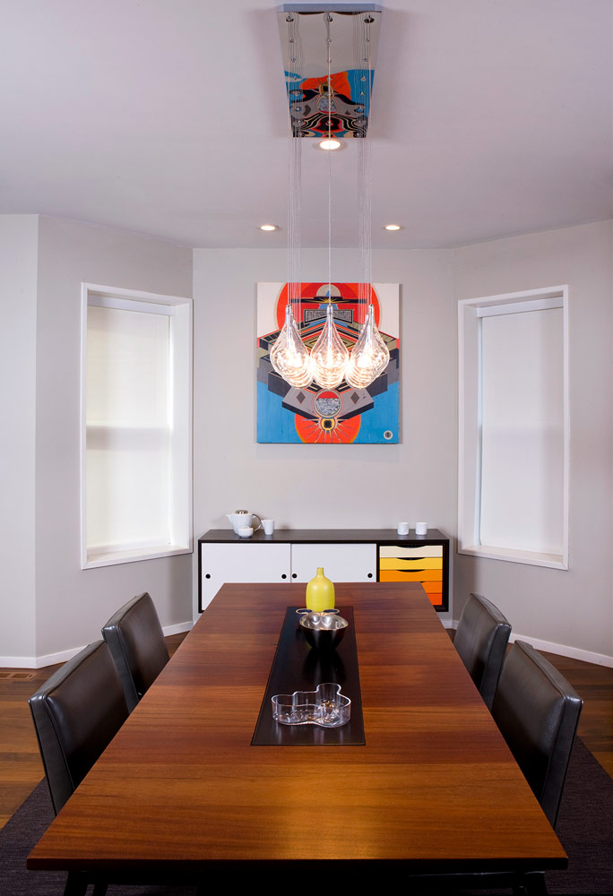 Lakeview Single Family - Dining Room