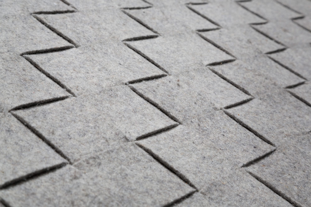 FELT rug
